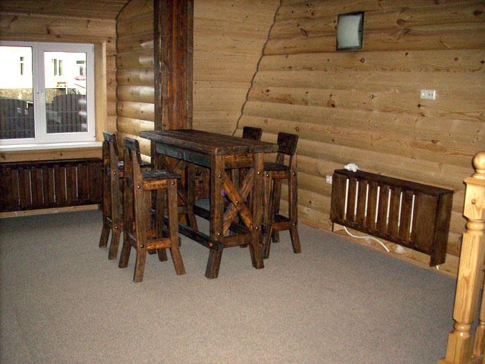 Мебель кантри фото