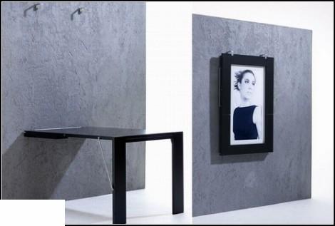 Prikolnyy Stol Libo Neuvazhenie K Iskusstvu Picture Table Ot - Picture-table-by-ivydesign