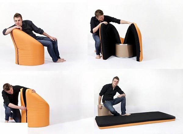 Как своими руками сделать кресло трансформер