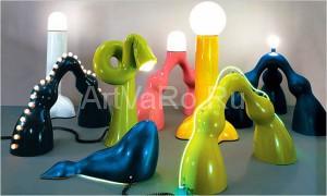 пластмассовые светильники