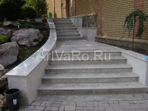 лесница 300x225 Железобетонные лестничные ступени
