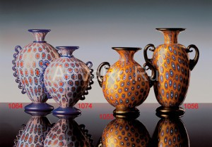 вазы китч