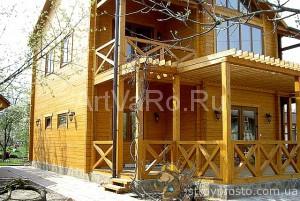 каркасный дом проект 65