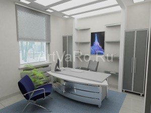 офис65 300x224 Особенности оформления офисного помещения