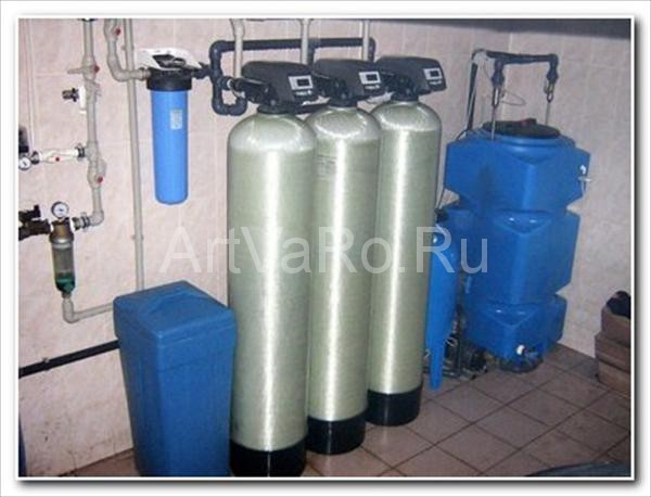 водоочистное сооружение Выбираем водоочистной фильтр