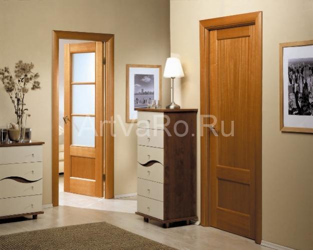 массив сосны Двери из массива сосны: особенности, преимущества