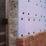 утепление фасада экструдированным пенополистиролом