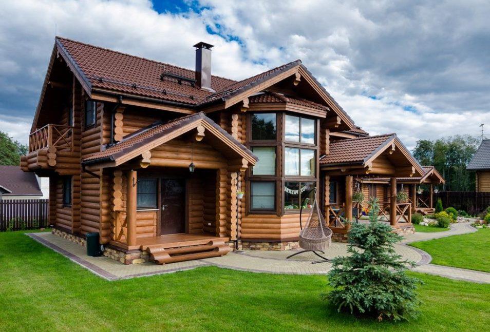 Строительство и проектирование деревянных домов
