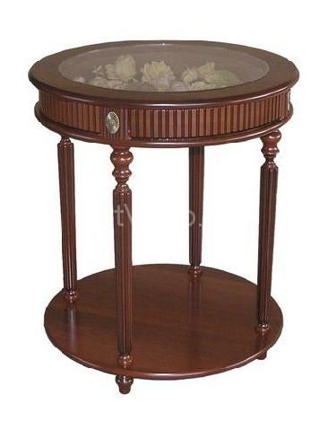 кофейный столик в виде банкетки