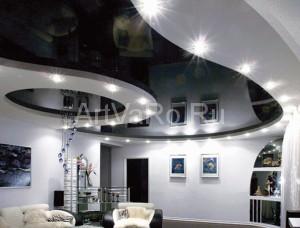 потолок современный