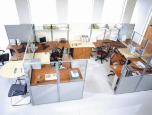 Офисные перегородки от Юнитекс
